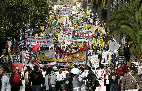 an analysis of the antiwar movement Fifteen years later: how a new anti-war movement began after 9/11  first major  anti-war demonstration of the post-9/11 period in washington,.