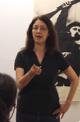 Gloria La Riva on Cuban Revolution