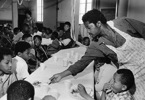 The Black Panther Party helped to uplift the Black community politically and economically.