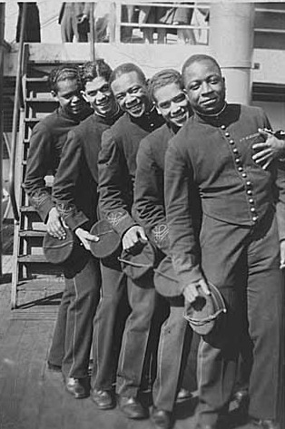 The Marine Cooks and Stewards Union, led by young radical African American workers, had a very large number of gay members and leaders in the 1930s and 1940s.