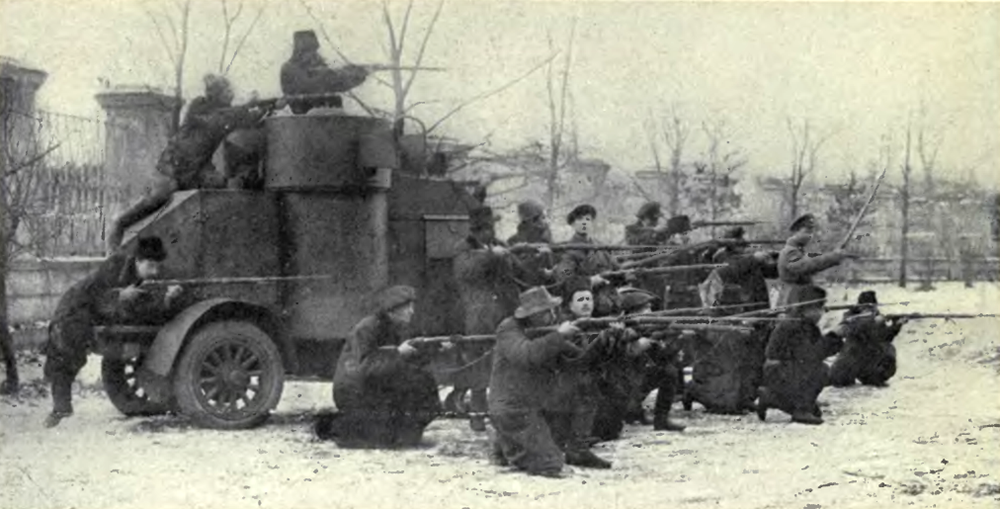 Red Army unit in the Russian Civil War