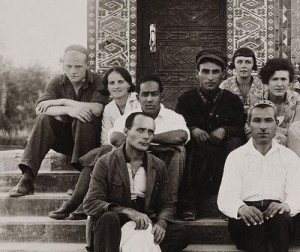 Langston Hughes in Turkmenistan