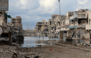 Sirte post NATO bombing