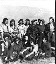 Yugoslav partisans, Sutjeska, 4th Proleterian Brigade