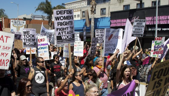 Photo credit: Women Organized to Resist and Defend