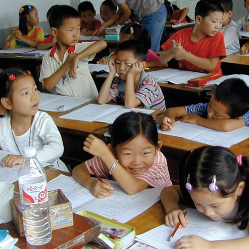 From education to health care, China has experienced great social development since the 1949 revolution. The imperialists could not care less about those gains.