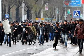 Kyrgyzstan protests, 2010