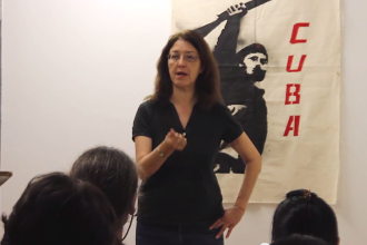 Gloria La Riva on Cuban Revolution