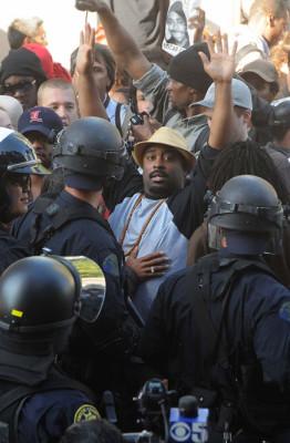 Police Brutality in Oakland