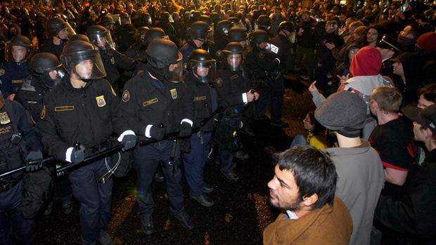 A coordinated police crackdown suppressed the Occupy movement. Revolutionaries need accountable and democratic organizations to match and defeat the centralism of the state.