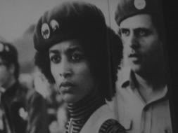 Denise Oliver, an African American woman who became a leading member of the Young Lords Party