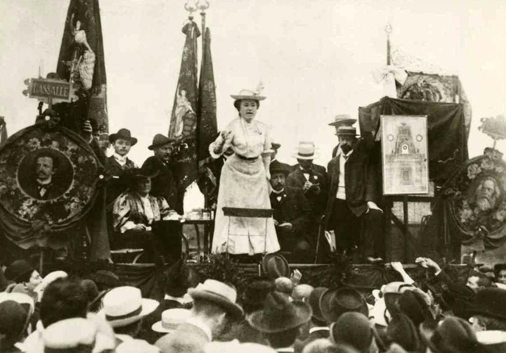 Rosa Luxemburg An Example Of Revolutionary Struggle Liberation School