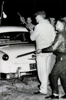 Lumbee confront the Klan