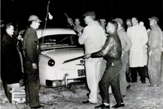 Lumbee confront the Klan