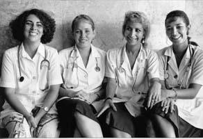 Cuban doctors' acts of international solidarity are examples of what is possible. Photo: Bill Hackwell