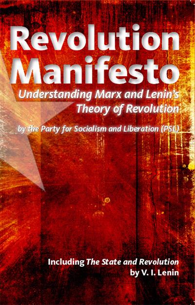 Revolution Manifesto