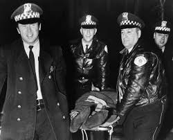 Police gloat over the murder of Fred Hampton.