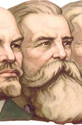 Lenin-Engels-Marx