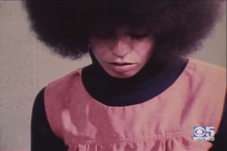 Angela Davis screen grab